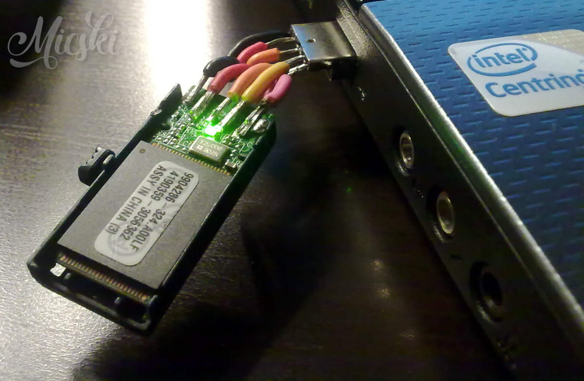 Recovery of files and critical data from damaged USB storage device.